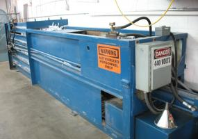 Paper Bailer / Compactor with New Hoses, Filter and Oil - Sykesville, PA - Click for Video!