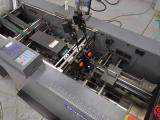 2005 Duplo 5000 Booklet Making System with Trimmer, Stacker and Two 10 Bin Collators - Click for Video!