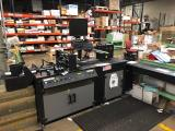 a photo of 2006 Secap Jet1 System Inkjet with Tabber - Bensenville, IL
