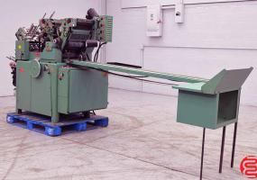 a photo of Halm Jet JP-TWOD-6 Two Color High Speed Envelope Press with Extended Delivery Conveyor