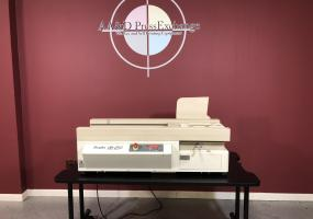 a photo of Duplo DB-250 Perfect Binder - Click for Video!