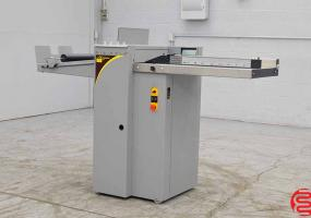 a photo of 2009 Morgana DigiFold 5000P Programmable Creaser and Folder - Click for Video!
