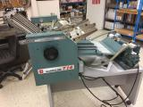 a photo of Baum 714 Folder, Vacuum Feed