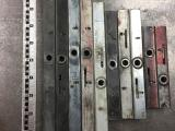 a photo of 10 Hi-Speed Letterpress Quoins - G