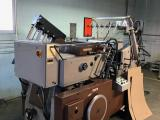 "a photo of 1985 Sargolia/Thomson Automatic 20"" x 28"" Foil Stamping and Diecutting Press with Tools, Extra Parts, Heating Plate, Chases - Peru, IL"