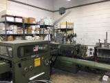 a photo of Muller Martini Booklet Making System with Collator, Inserter, Stitcher and Trimmer (Ships from New Jersey) - Click for Video!