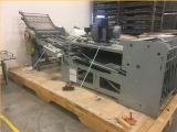 a photo of 1998 Stahl 78 B30, Continuous Feed, 4-Plate Parallel, 4-Plate 8-Pager Right Angle, 4-Plate 16-Pager Right Angle, Delivery Unit - Winnipeg, Manitoba Canada
