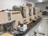a photo of 1991 Shinohara 66 IVPK Four Color Offset Press with Console - Click for Video!