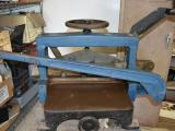 a photo of Challenge Paper Cutter 193 - Manual Operated on Original Base with 2 Extra Blades - Sarasota, FL