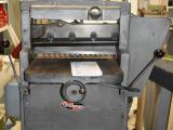 a photo of Challenge HB Hydraulic Paper Cutter with Extra Knife - Sarasota, FL
