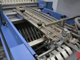 2005 MBO B21 Pile Feed Paper Folder with 8 Page Unit and Roll Away Delivery - Click for Video!