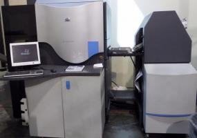 a photo of 2005 HP Indigo 3000 Digital Press - 6 Colors - Sheet Fed - Gardena, CA