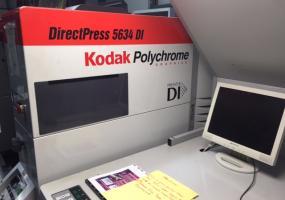 Presstek / Kodak DI Press 5634 X Model 20 Point- 6 Million Impressions - Franklin, CT