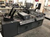 a photo of Kodak Versamark Model DS4350 UV Printing System with Surefeed Friction Feeder - Trenton, NJ