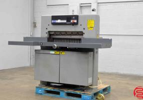 1994 Challenge 305 MPC Hydraulic Programmable Paper Cutter - Click for Video!