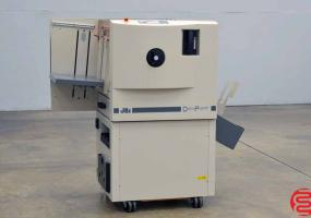 a photo of 2004 James Burn DocuPunch Automatic Punch Machine - Click for Video!