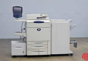 Xerox DocuColor 250 Digital Press with 2000 Sheet High Capacity Feeder and Professional Finisher