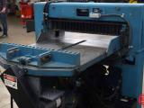 "1985 Challenge 305 MCM 30.5"" Hydraulic Programmable Paper Cutter with Microcut Jr - Click for Video!"