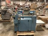 a photo of 1998 MBO B20-1-28/4 Pile Feed Parallel Folder with 8 Page Right Angle with Hang-on Conveyor - Overland Park, KS