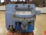 """Mandelli Star 100 Hydraulic Programmable 30"""" Paper Cutter with Air Table with 3 Extra Blades and Cut Sticks - Click for Video!"""