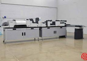 Neopost SI-92 Automatic Folding Inserting System with Delivery Conveyor