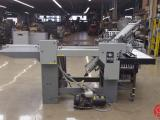 1998 Baum 2020 Pile Feed Paper Folder with 8 Page Unit - Click for Video!