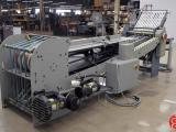 2000 Stahl 1426B Continuous Feed Paper Folder with Mobile Delivery - Click for Video!