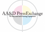 a photo of June 26th Used Printing Equipment Auction - AA&D PressExchange - Fort Worth, TX