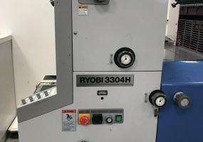 a photo of Ryobi 3304H with Royse Cooler with Ryobi RP520-220F Plate Punch - Nampa, ID