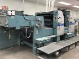 a photo of 1985 Man-Roland RZK 40 TC Two Color Press - Click for Video!