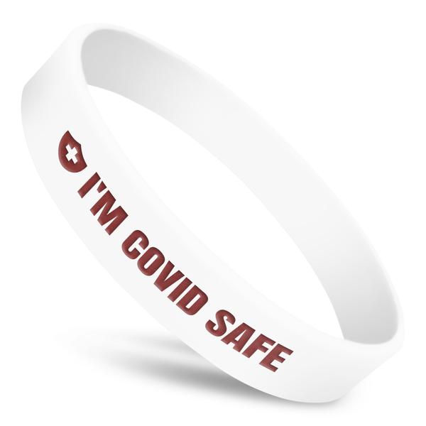 COVID-19 Safe Antibodies Wristband