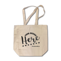 Midweight Cotton Tote Tote Bags