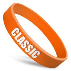 Classic Silicone Wristbands