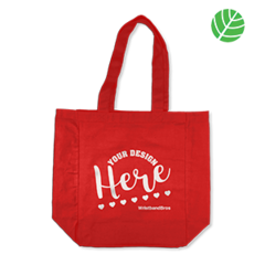 Recycled Canvas Tote Tote Bags