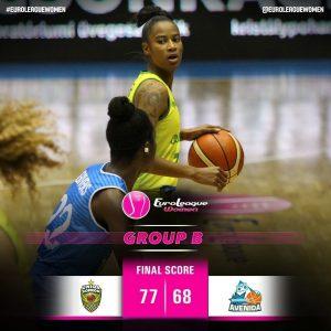 14582323_1562815193733680_4762982413296992256_n.jpg (Sopron secure win no. 3 in #EuroLeagueWomen Group B: @wbsopron 77-68 @CBAvenida….)