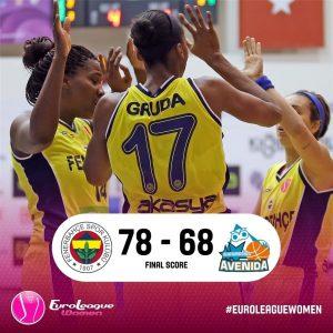 17076114_1835108090039440_4080001919387435008_n.jpg (@candaceparker (23pts)  Fenerbahce to a win in the #EuroLeagueWomen Quarter-Fina…)