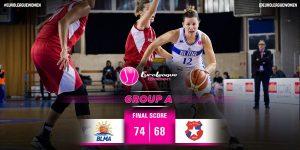 C1WojDZWQAARq2G.jpg (BLMA secure the win at home. #EuroLeagueWomen Grou…)