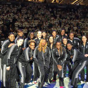 14564857_1107509002673405_2828109254290833408_n.jpg (16 of the #WNBA20at20 team presented by @Verizon honored at halftime….)