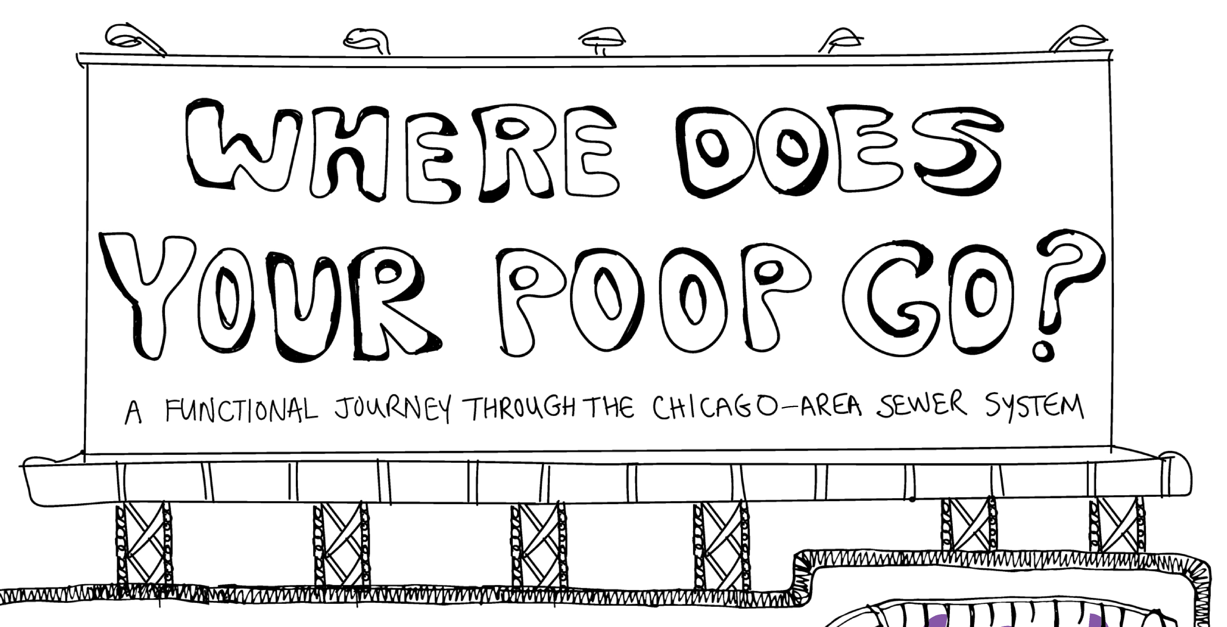 StoryMapJS: Where does your poop go?