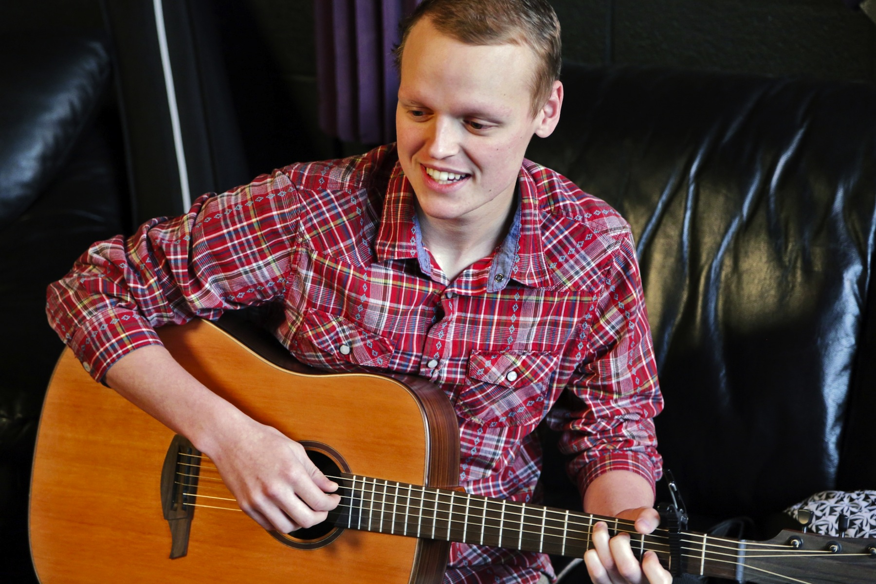 Zach Sobiech, whose goodbye song 'Clouds' touched millions, died on May 20 at age 18. (Star Tribune/Mike Rominiski)