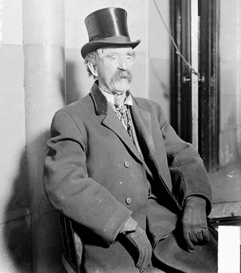 George Wellington Streeter (Library of Congress/Chicago Daily News)