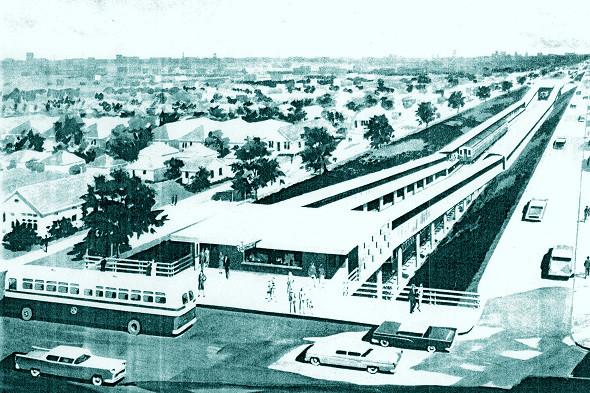 Douglas Park Line Improvement at Cicero ('New Horizons')