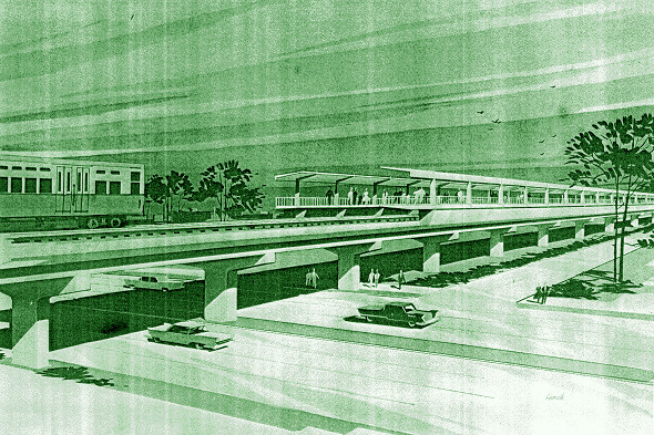 Englewood Line Extension ('New Horizons')