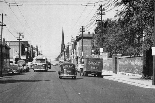 1952--the same location (CTA photo)
