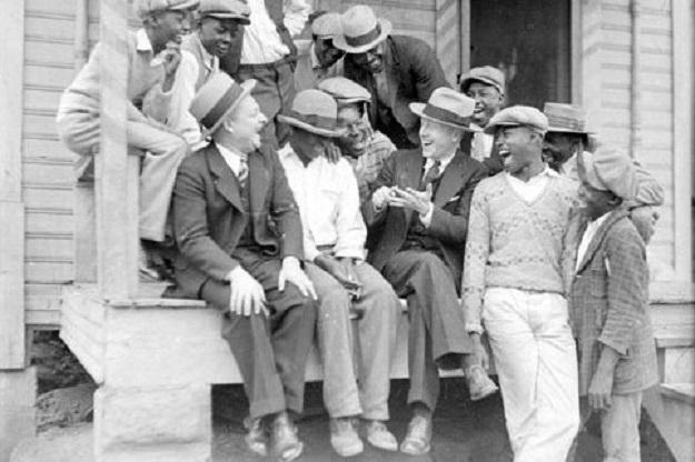 Gosden & Correll publicity photo (Library of Congress)