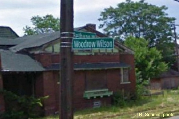 Woodrow Wilson Street, Detroit
