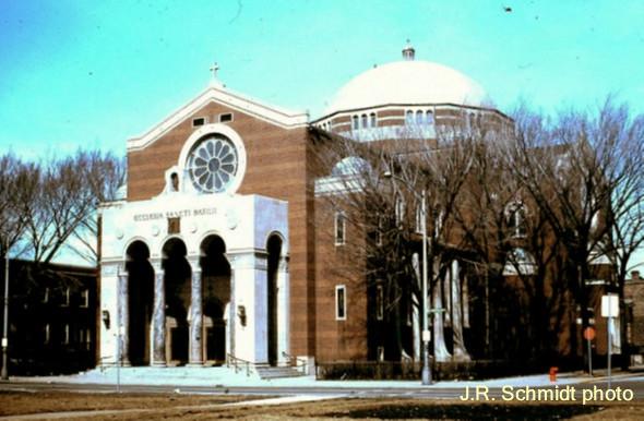 St. Basil's Catholic Church, 1840 W. Garfield Blvd.
