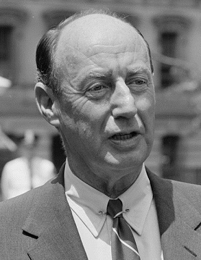 Adlai Stevenson: US Ambassador to the UN, 1961-1965 (Library of Congress)