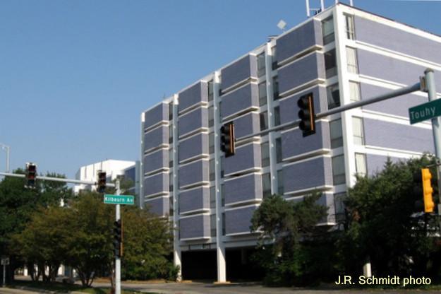 Lincolnwood Hyatt--now The Purple Hotel