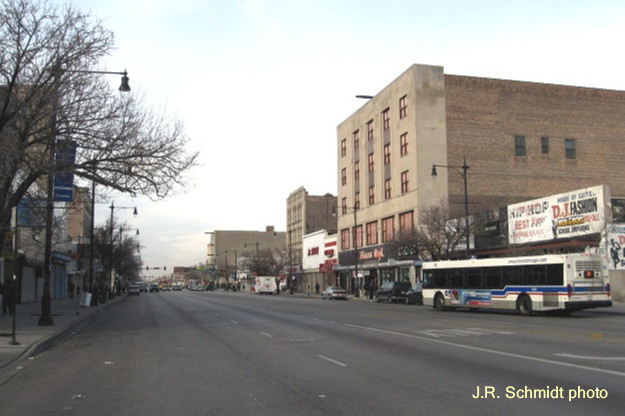 The heart of West Garfield Park--Madison and Pulaski